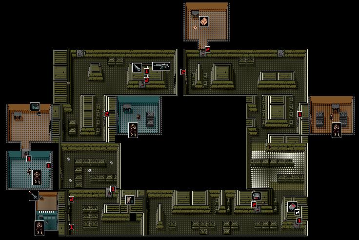 The Video Game Atlas - MSX Maps