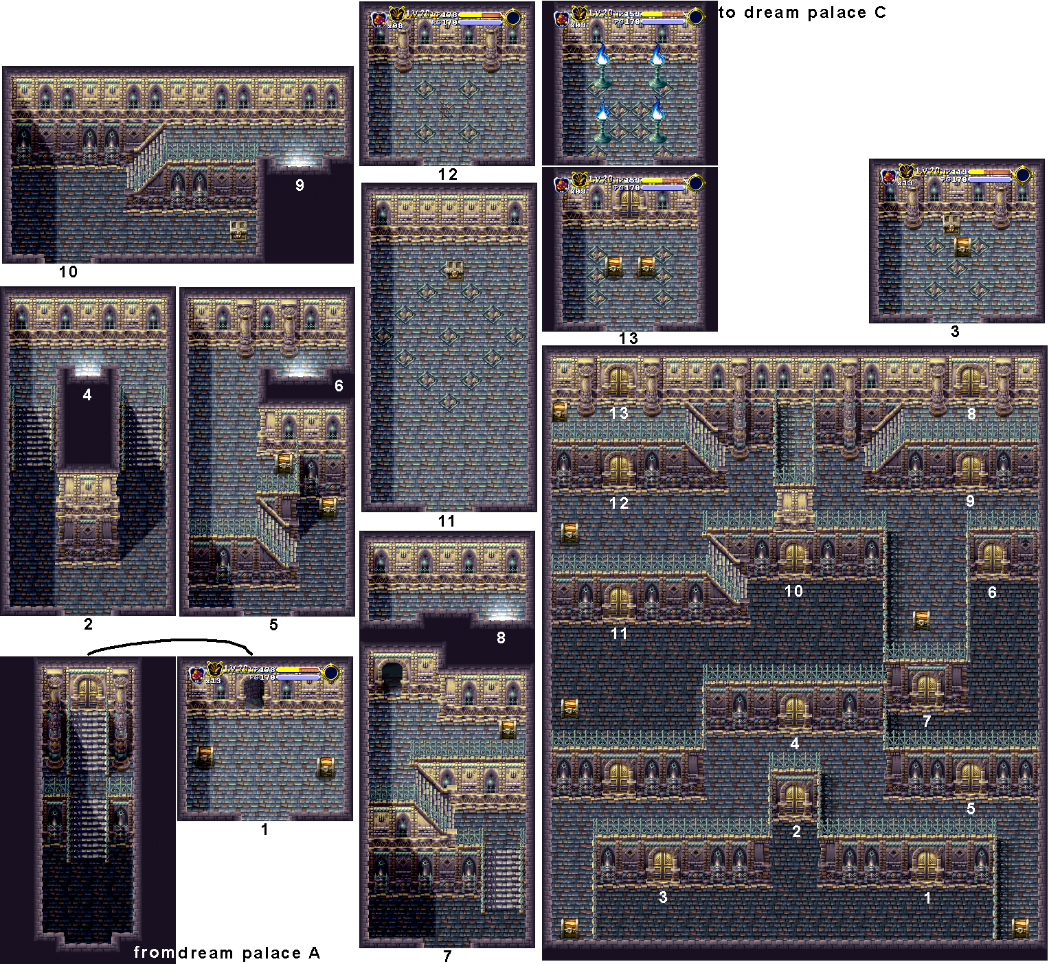 The Video Game Atlas - PSX Maps