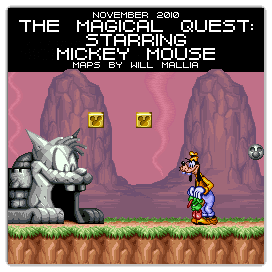 2010/11: The Magical Quest: Starring Mickey Mouse (Super NES