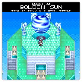 2011/08: Golden Sun (GBA) - Paco & Stefan Mahrla