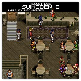 2016/08: Suikoden II (PSX) - mechaskrom